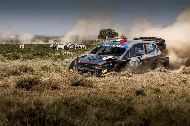 ラリー/WRC | 【順位結果】2021年WRC第6戦ケニア SS7後