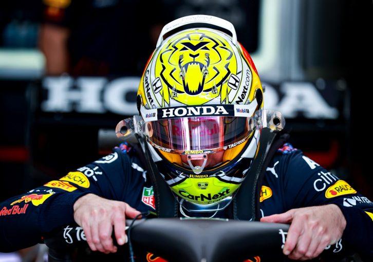 F1   フェルスタッペン初日トップ「ハミルトンの抹消タイムの方が速かった。接戦になる」レッドブル・ホンダ/F1第8戦