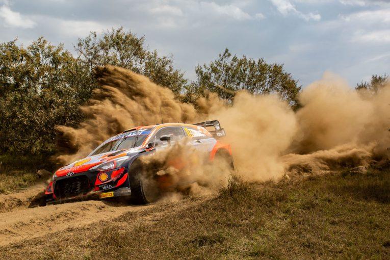 ラリー/WRC | 5台脱落、牙を剥いたサファリ・ラリー2日目はヌービル首位。勝田が2番手に/WRCケニア
