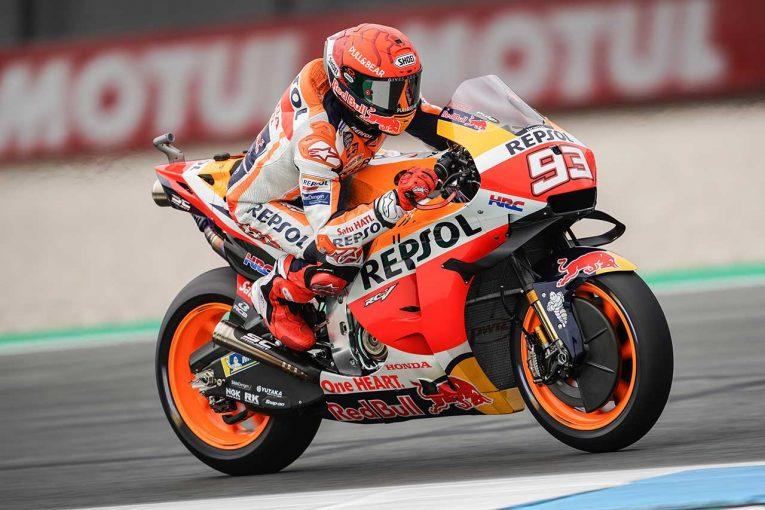 MotoGP   【タイム結果】2021MotoGP第9戦オランダGP フリー走行1回目