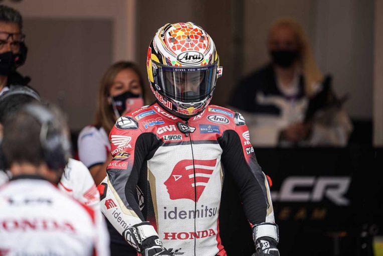 MotoGP | 中上貴晶「雨でタイムを更新できませんでしたが、自信はあります」/MotoGP第9戦オランダGP初日