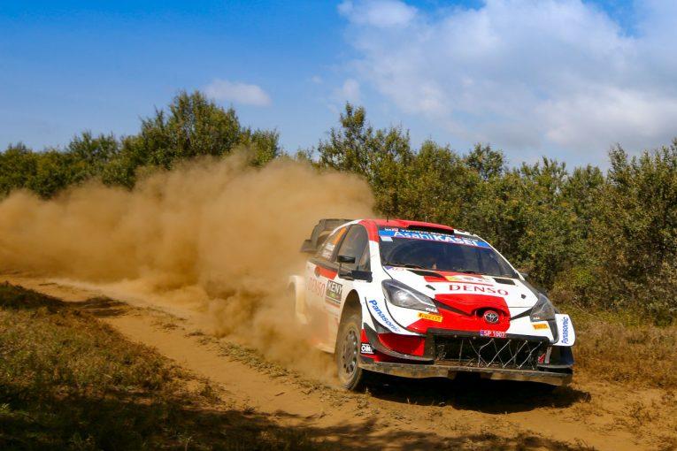 ラリー/WRC | トヨタは2台がデイリタイア。波乱の2日目、勝田貴元が総合2番手「サファリが本当の姿を現した」