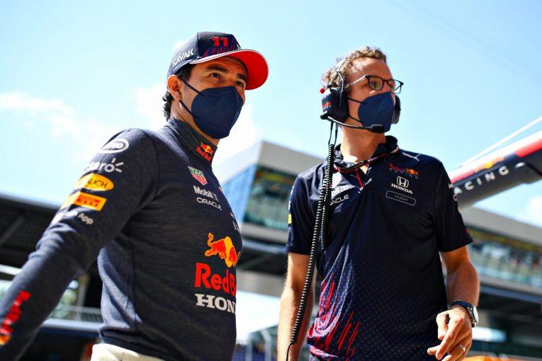 F1 | ペレス9番手「方向性を誤ったが、全く心配ない。予選までに修正できる」レッドブル・ホンダ/F1第8戦金曜