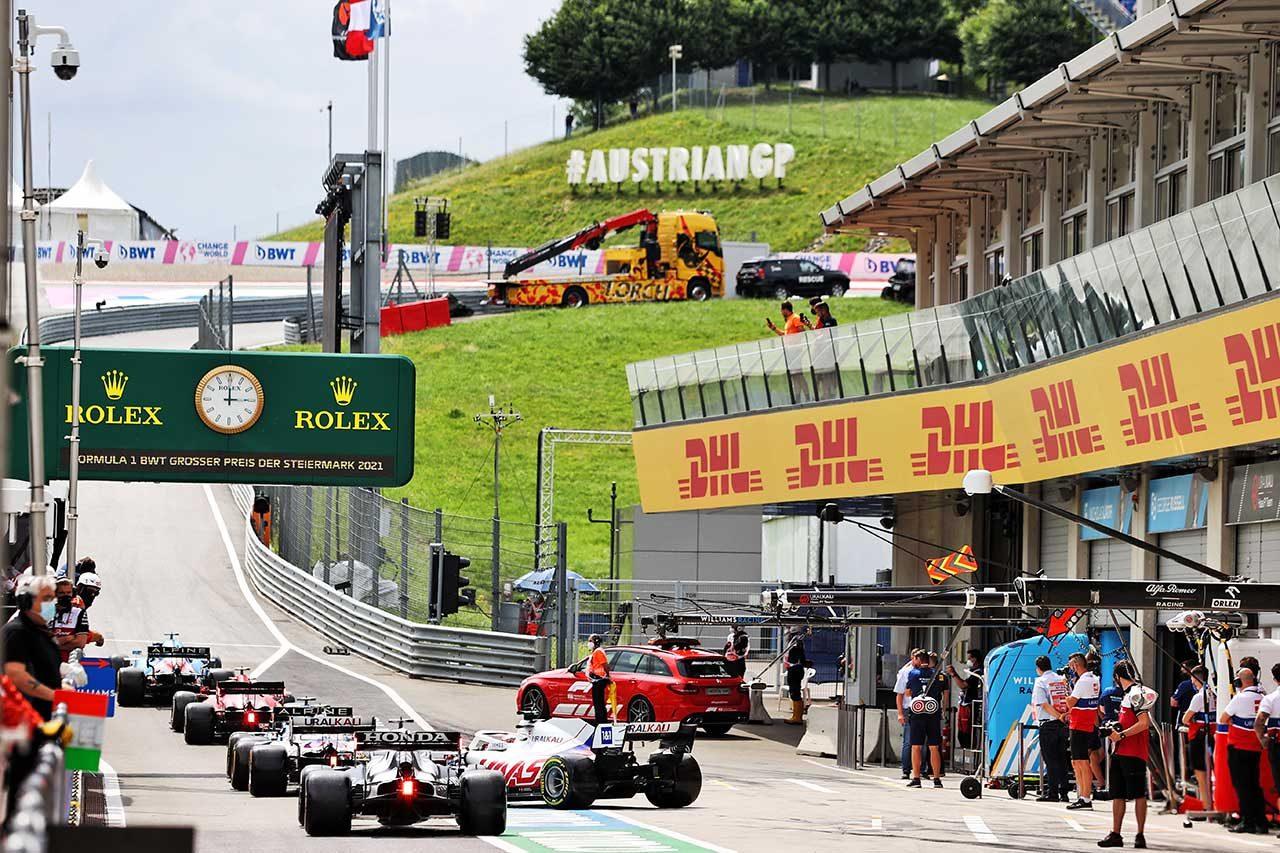2021年F1第8戦シュタイアーマルクGP