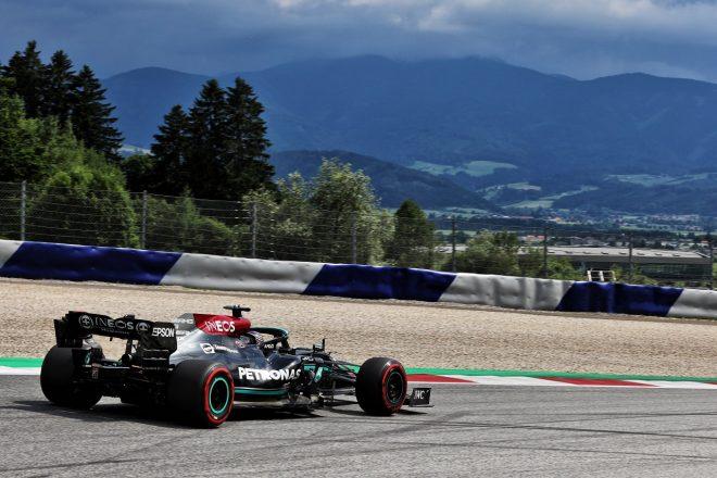 2021年F1第8戦シュタイアーマルクGP ルイス・ハミルトン(メルセデス)