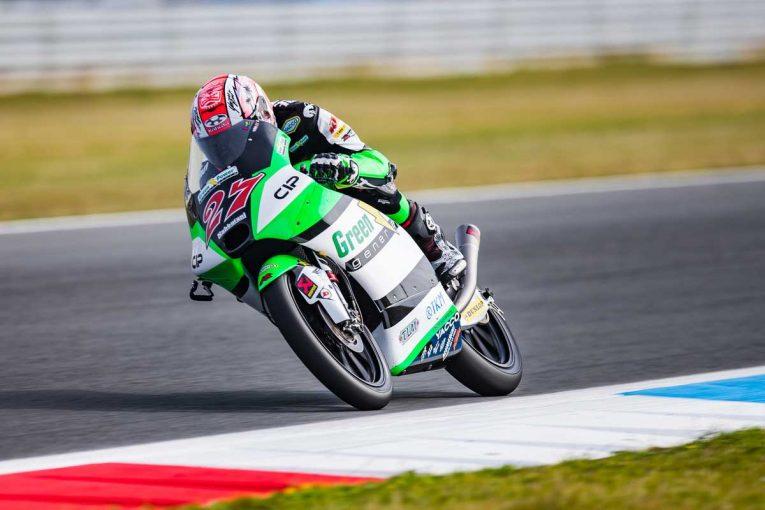MotoGP   【順位結果】2021MotoGP第9戦オランダGP Moto3予選総合