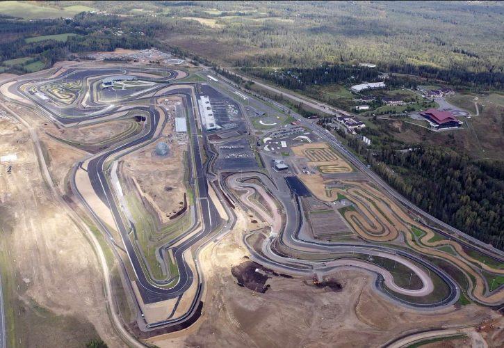F1   F1ロシアGPの開催地変更が決定。2023年からサンクトペテルブルクのイゴラ・ドライブに