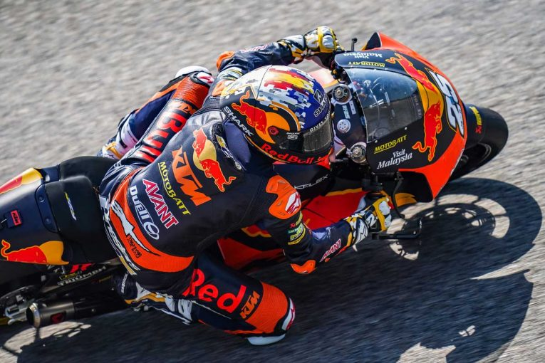 MotoGP   【順位結果】2021MotoGP第9戦オランダGP Moto2予選総合