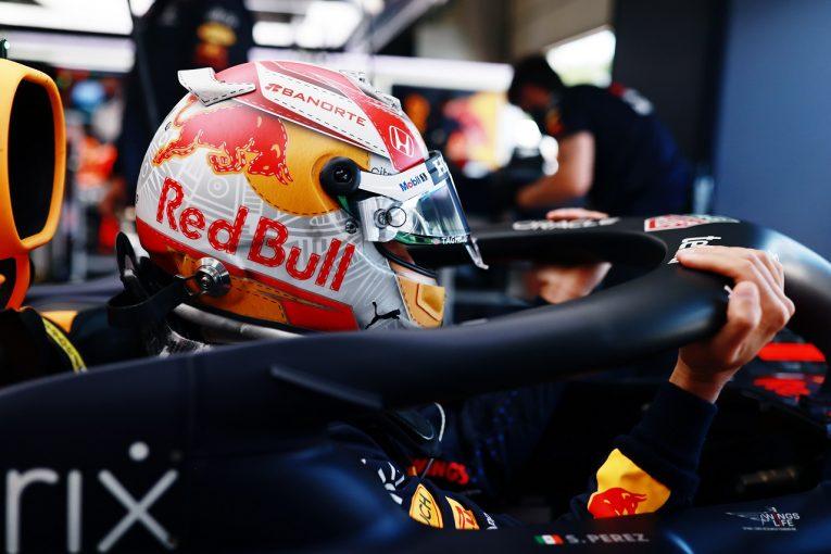 F1   ペレス5番手「Q1でのつまずきが最後まで響いた」レッドブル・ホンダ/F1第8戦予選