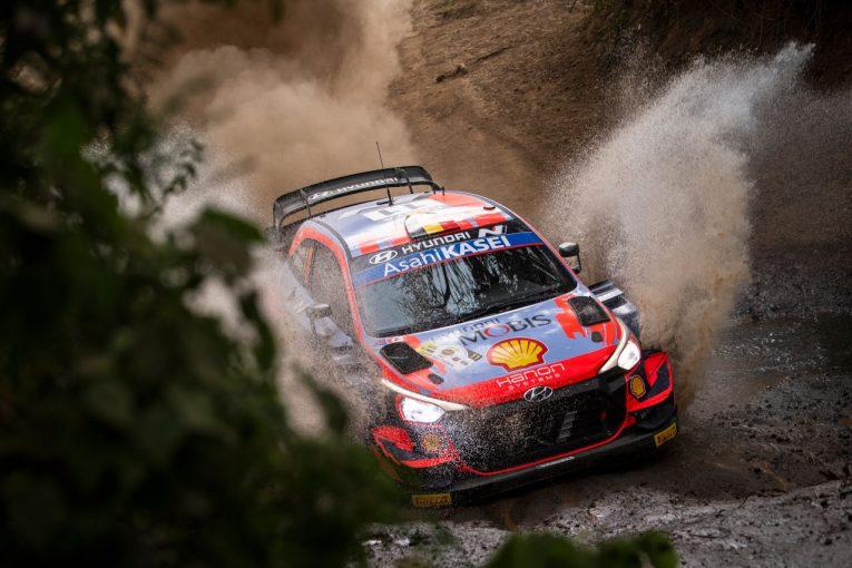 ラリー/WRC   自身初の表彰台へ、勝田貴元が総合2番手キープ。サファリ3日目もヌービル首位/WRCケニア