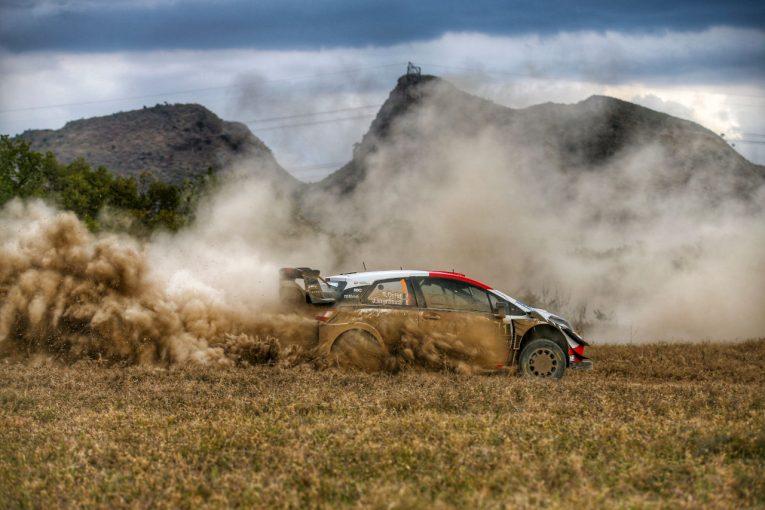 ラリー/WRC   トヨタ、サファリ最終日を前にオジエが3番手浮上。ヤリス全車完走で勝田は2番手維持/WRC第6戦