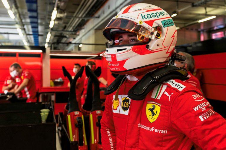 F1 | ルクレール7番手「予選向上よりレースペースの良さを維持することに決めた」フェラーリ/F1第8戦