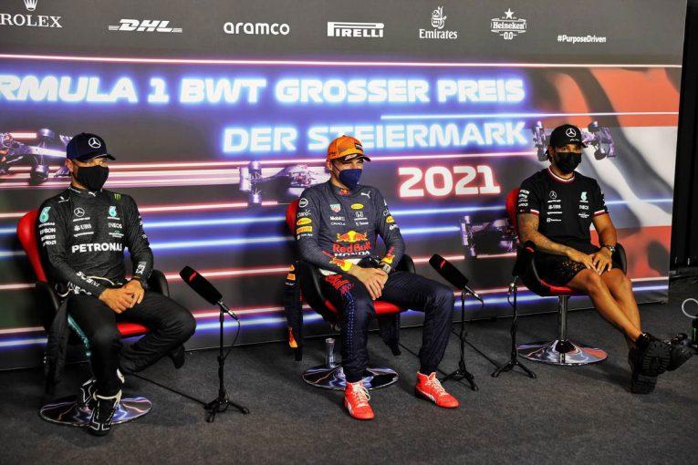 F1   F1第8戦シュタイアーマルクGP予選トップ10ドライバーコメント(2)