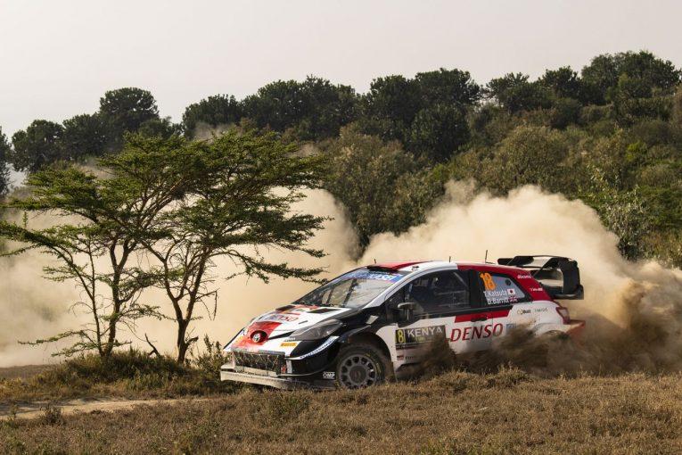ラリー/WRC | 勝田貴元2位、サファリで初表彰台! 僚友オジエと1-2フィニッシュ/WRC第6戦ケニア