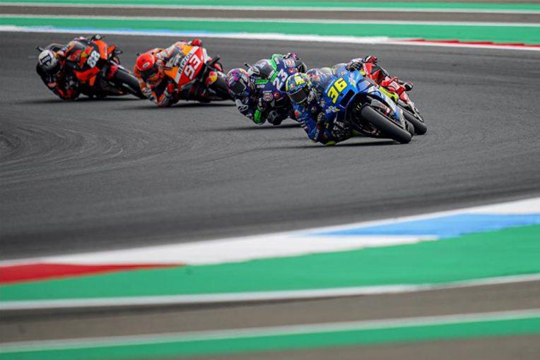 MotoGP | 【ポイントランキング】2021MotoGP第9戦オランダGP終了時点