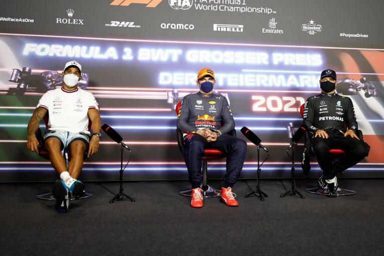 F1 | 【ポイントランキング】F1第8戦シュタイアーマルクGP終了時点