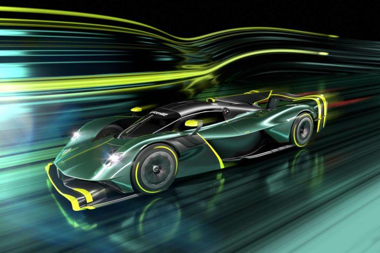 クルマ | 幻のル・マン・ハイパーカーの最終進化形『ヴァルキリーAMR Pro』発表。40台限定生産