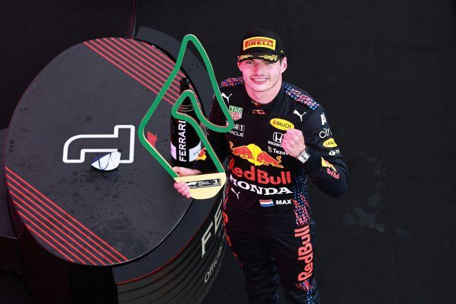 2021年F1第8戦シュタイアーマルクGP マックス・フェルスタッペン(レッドブル・ホンダ)が優勝