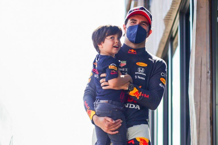 F1 | ペレス4位「悔しいレース。あと1周あれば表彰台に上がれた」レッドブル・ホンダ/F1第8戦決勝