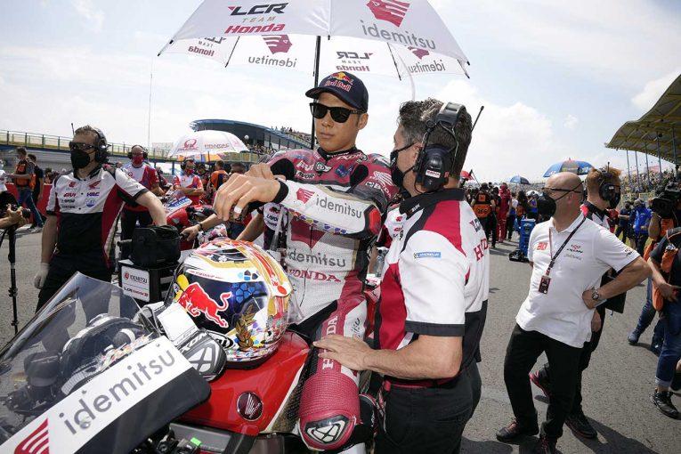 MotoGP | 中上貴晶「中盤に大きなミスをしたのは残念ですが、レースパフォーマンスには満足」/MotoGP第9戦オランダGP決勝