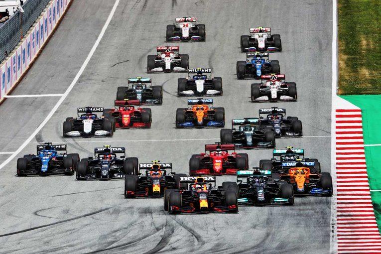 F1 | ピレリ 2021年F1第8戦シュタイアーマルクGP レースレポート