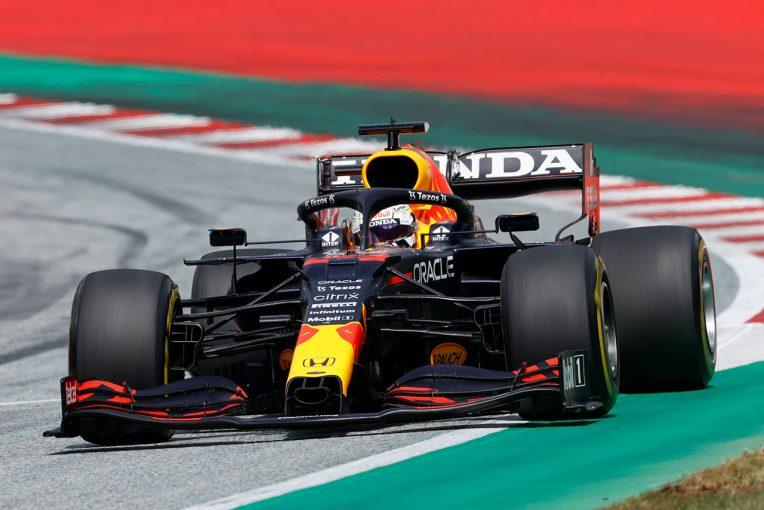 F1   レッドブル・ホンダ密着:メルセデスよりも安定した速さで独走。オーストリアでの2度目の勝利に見えた成長と逞しさ