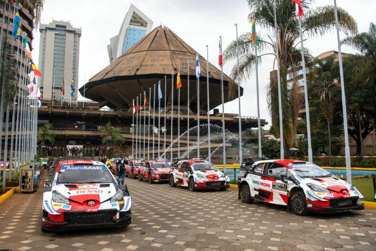 ラリー/WRC | 【ポイントランキング】2021WRC第6戦ケニア後