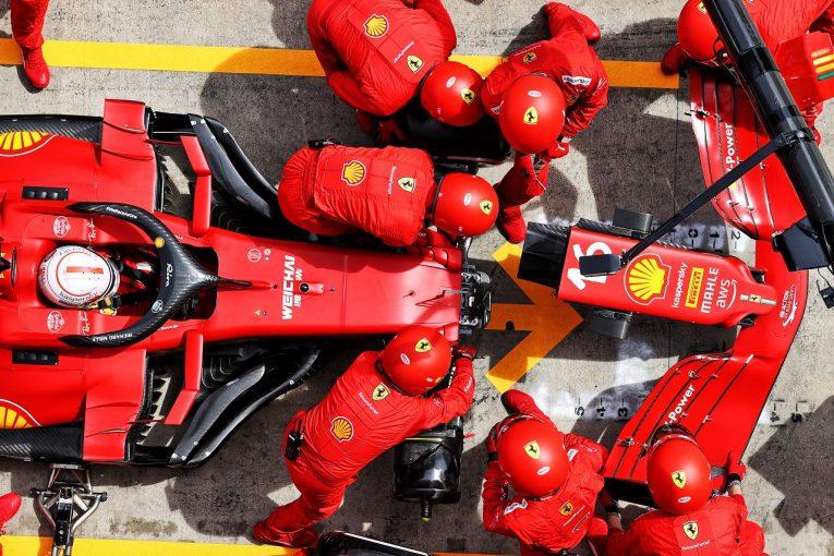 F1 | ルクレール、接触で後退も入賞「アクシデントを除けば、僕のベストレース」フェラーリ/F1第8戦