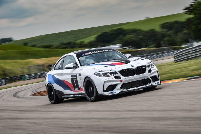 クルマ   日本でも実戦デビュー済み。サーキット専用モデル『BMW M2 CSレーシング』の正式販売が開始