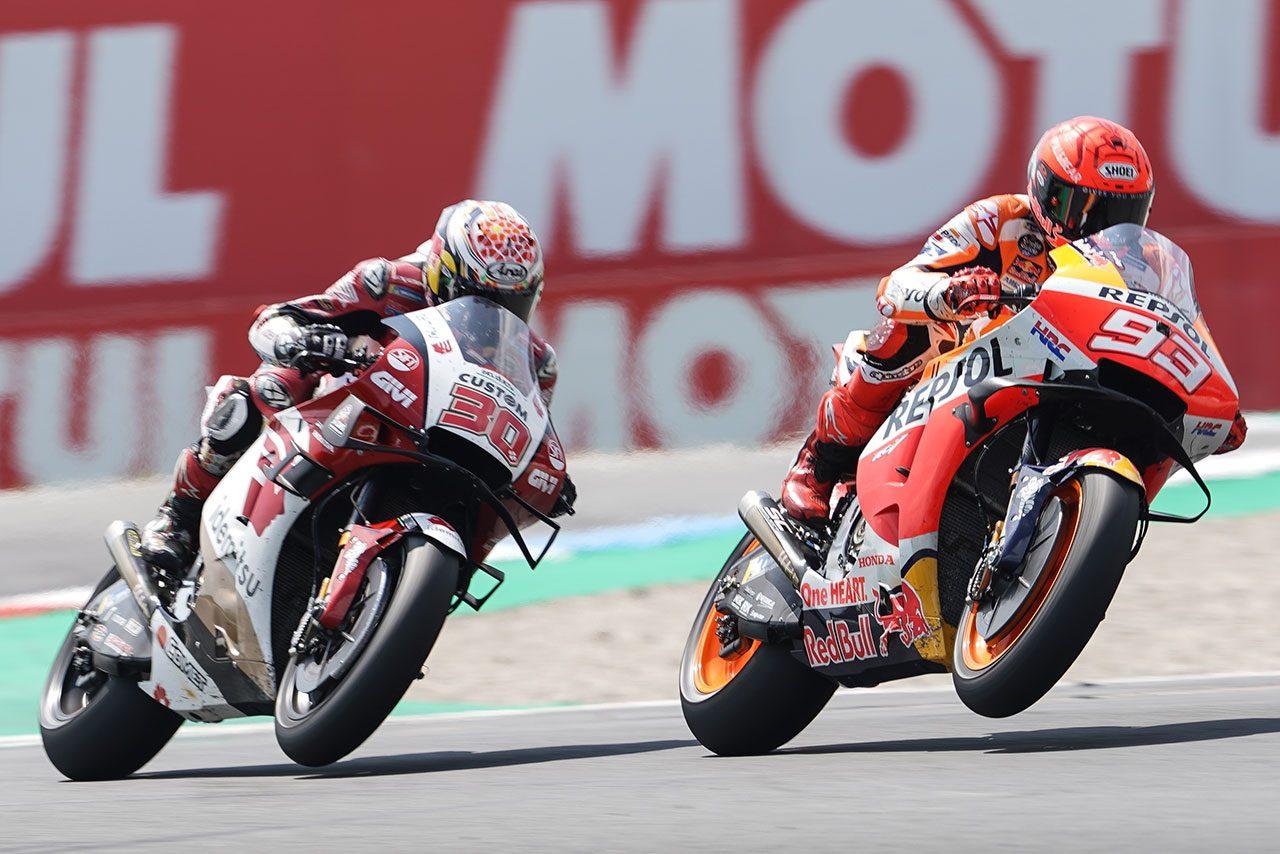 MotoGPコラム/第9戦オランダGP:M.マルケス、20番手から手ごたえの7位フィニッシュ。オランダGPは後半戦への布石となるか/MotoGP第9戦 | MotoGP | autosport web