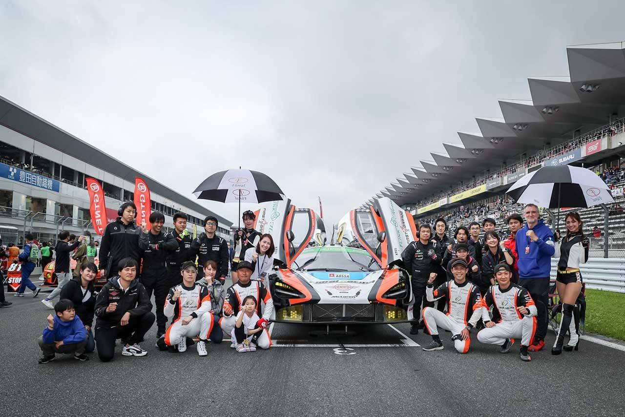 Floral Racing with ABSSA 2021スーパー耐久シリーズ第3戦富士24時間 レースレポート75_4423861900062863456_n_c60dbcd332525d