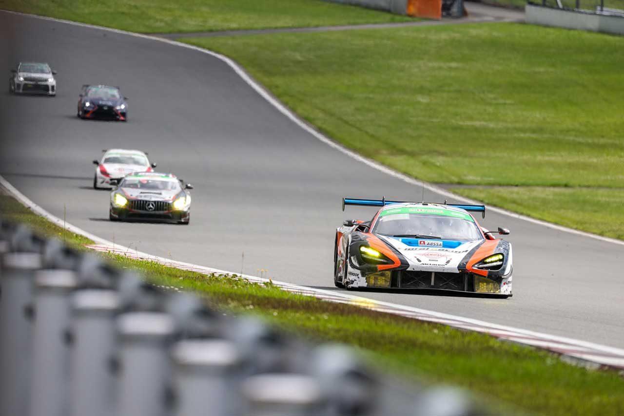 Floral Racing with ABSSA 2021スーパー耐久シリーズ第3戦富士24時間 レースレポート