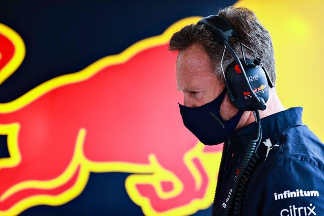2021年F1第8戦シュタイアーマルクGP クリスチャン・ホーナー(レッドブル代表)