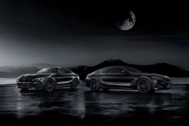 クルマ | BMW最高峰の両モデルにオンライン限定車『BMW 8シリーズ・フローズン・ブラック・エディション』登場