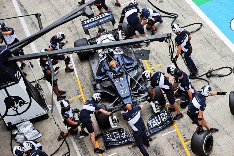 F1 | 堅実なレースに評価も「マシンはフェラーリと戦うことができたはず」/角田裕毅の海外メディア評 F1第8戦