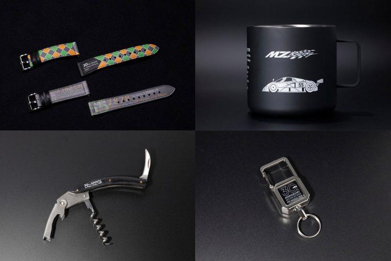 インフォメーション | MZRacingのマツダ787B『ルマン優勝30周年記念プロダクト』に4種類の新商品が追加
