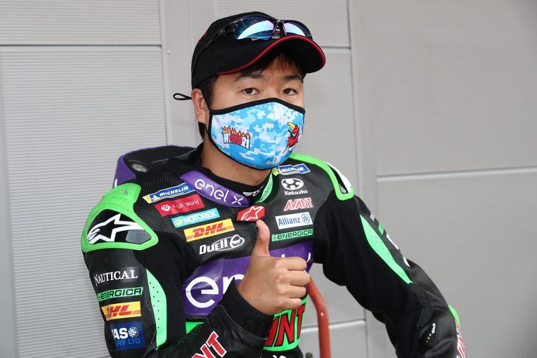 MotoGP   大久保光、エヴァRT初号機 Webike TRICK STARから参戦/全日本ロード第5戦MFJ-GP鈴鹿