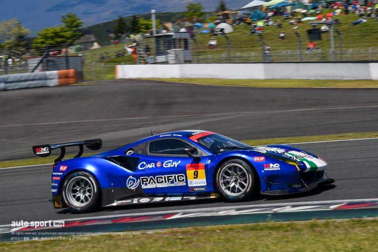 スーパーGT   PACIFIC CARGUY Racing、スーパーGT第4戦もてぎ、第3戦鈴鹿で横溝直輝を起用