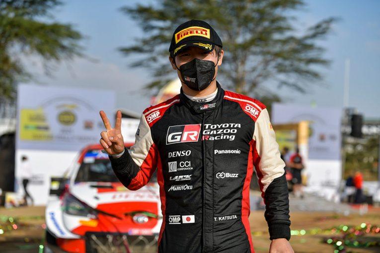 ラリー/WRC | 27年ぶりの日本人WRC表彰台「うれしさよりも、悔しい気持ちのほうが強かった」/勝田貴元インタビュー