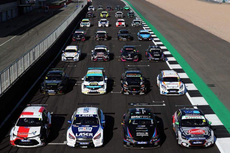海外レース他   BTCCハイブリッド時代本格到来の2022年カレンダー発表。4月ドニントンパーク開幕の全10戦に