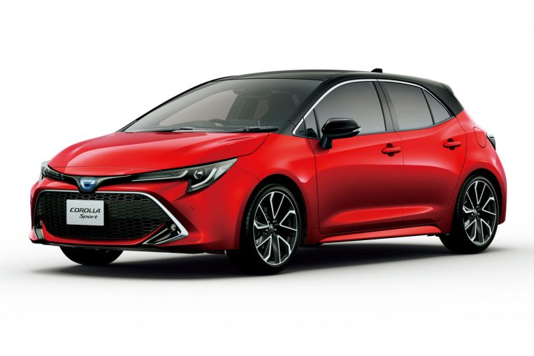 クルマ | トヨタ・カローラシリーズが一部改良。急加速を抑制するプラスサポートや新規開発色を採用