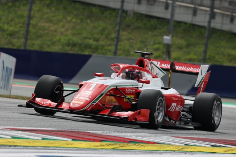 海外レース他 | 【追記】コレのタイムが抹消。最速はハウガー、岩佐歩夢は19番手に【順位結果/FIA-F3第3戦オーストリア予選】