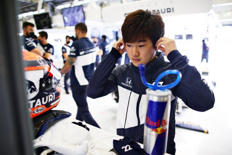 F1 | 角田裕毅、初日6番手「予選Q3入りをかけて戦える。ロングランでもポジティブ」アルファタウリ・ホンダ/F1第9戦