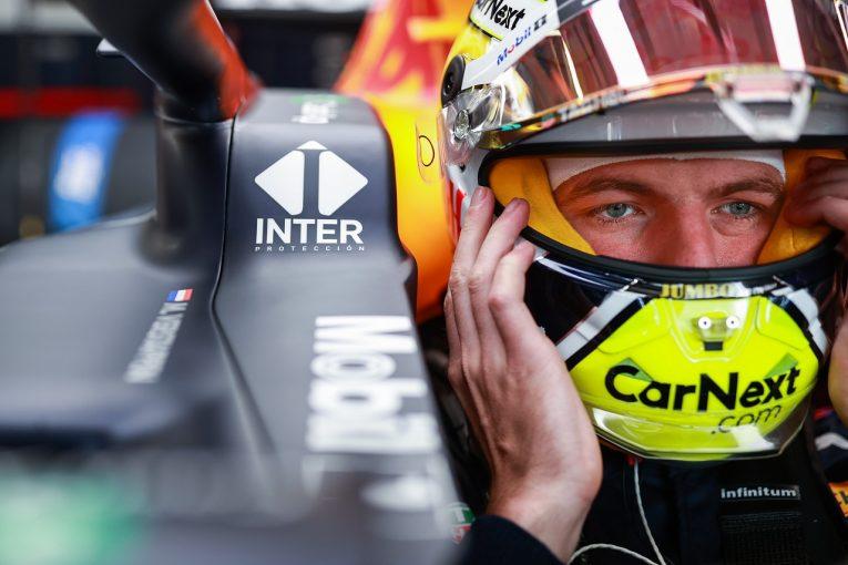 F1   フェルスタッペン初日3番手「メルセデスが少し改善。ソフトタイヤでのペースを引き上げる必要がある」F1第9戦