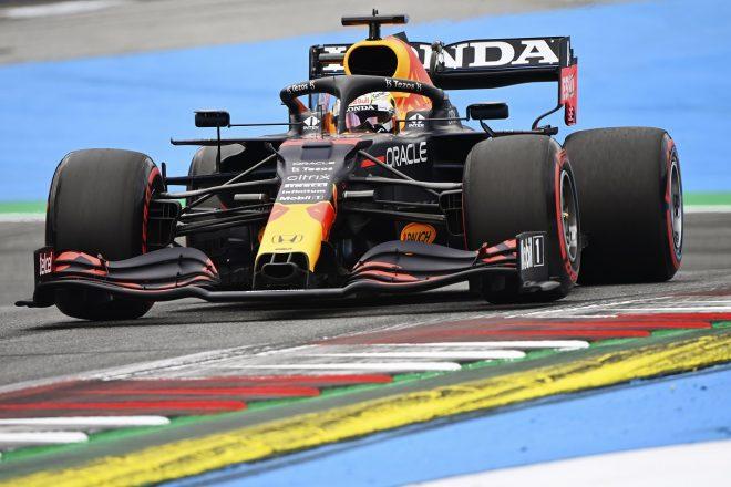 2021年F1第9戦オーストリアGP マックス・フェルスタッペン(レッドブル・ホンダ)