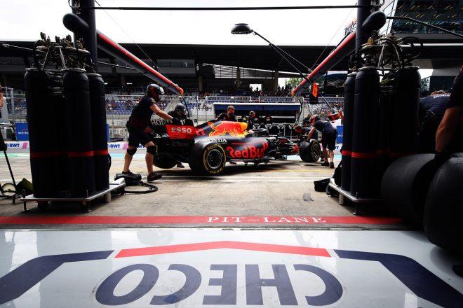 2021年F1第9戦オーストリアGP セルジオ・ペレス(レッドブル・ホンダ)
