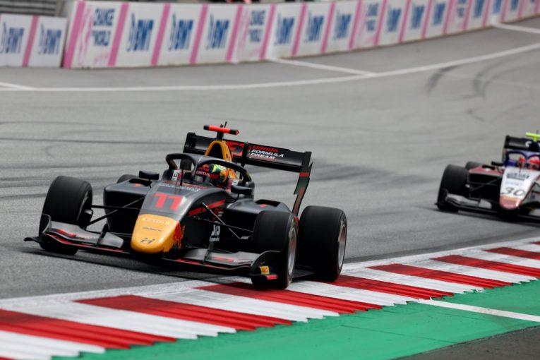 海外レース他 | 【追記】9位フィニッシュの岩佐歩夢がレース後に失格処分。優勝はハウガー【FIA-F3第3戦オーストリア レース1】