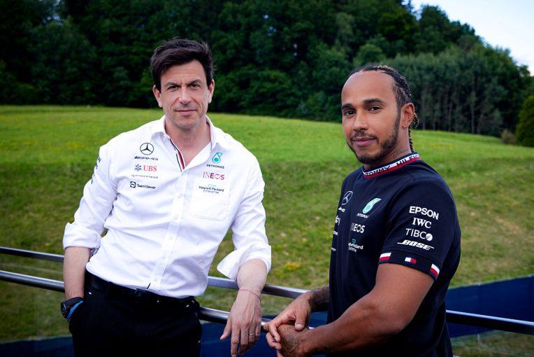 F1 | 7度のF1王者ルイス・ハミルトン、メルセデスと新たに2年契約を締結