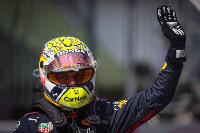 F1   レッドブル・ホンダのフェルスタッペンが3戦連続ポール、僅差でノリスが2番手。角田は自己最高グリッドから決勝へ【予選レポート/F1第9戦】