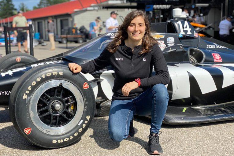 スーパーフォーミュラ | タチアナ・カルデロン、AJフォイトからインディカーのミドオハイオテストに参加へ
